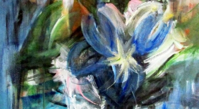 Flowers – Acrylic Painting