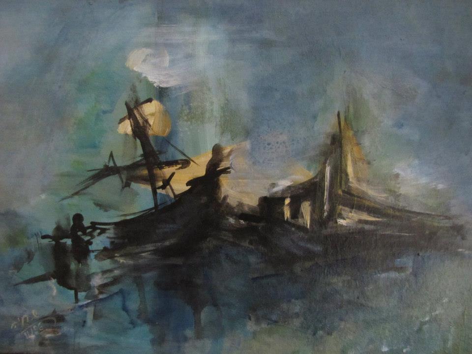 ציורי אבסטרקט